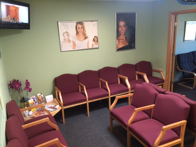 Martha A. Chun, DMD Dentistry Waiting Area