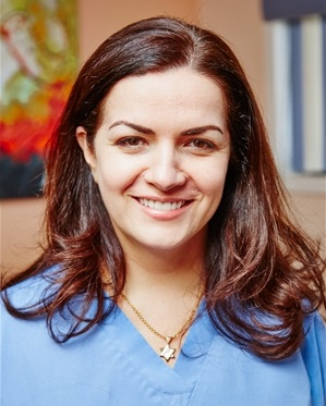 Our Woodmere dentist, Dr. Alina Bergan