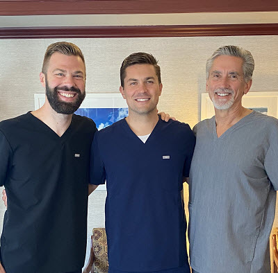 Cosmetic Dentists in Atascadero -  Dr. Ronald L. Chalker, Dr. Scott G. Peterson, and Dr. Nathan Beck