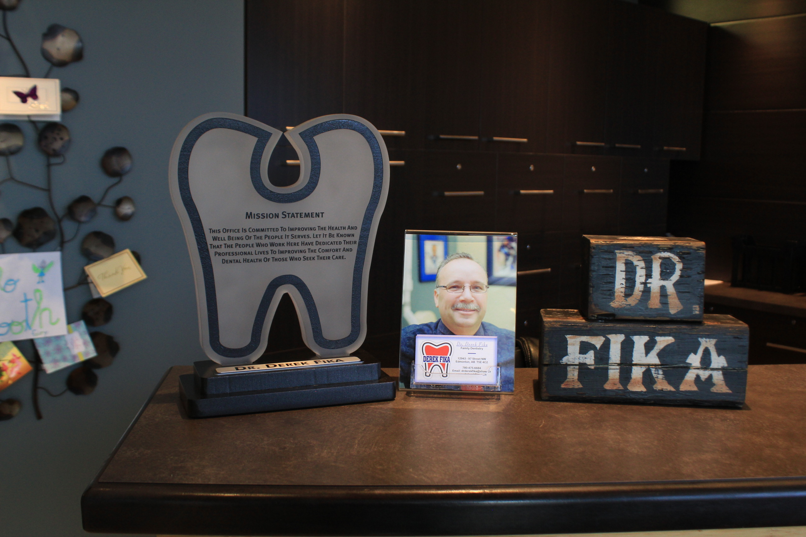 Dr. Derek Fika Family Dentistry and Cosmetic Dentistry in Edmonton, Alberta T5E4C2