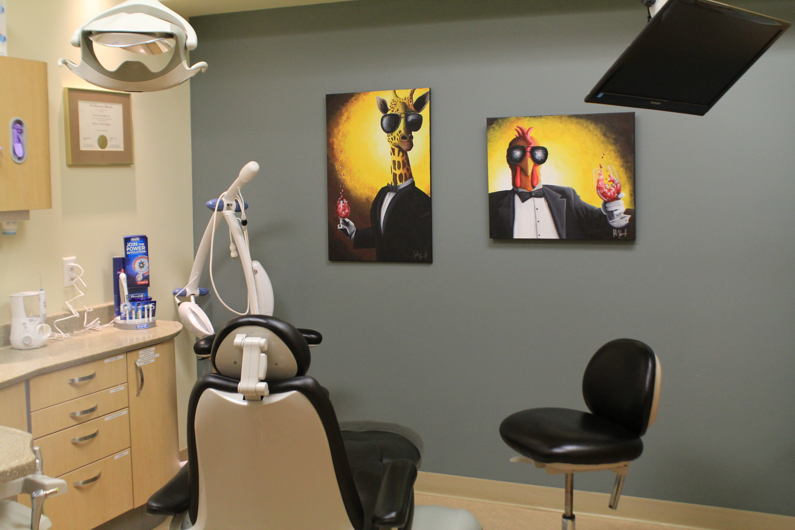 Edmonton, AB T5E4C2 Dr. Derek Fika Family Dentistry and Cosmetic Dentistry