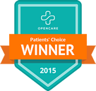Offiecare Patient's Choice winner 2015