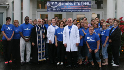 1st Annual Dentistry from the Heart