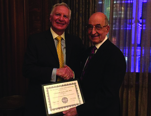 2016 American Academy of Periodontology Educator Award