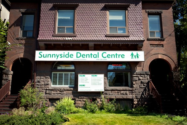 Toronto Dental Office - Sunnyside Dental Centre