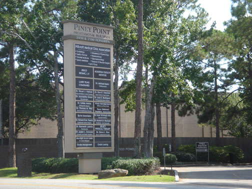 Houston Periodontist, Kenneth Lubritz Dental Practice is located at the Piney Point Buildings