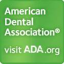American Dental Association ADA.ORG Logo