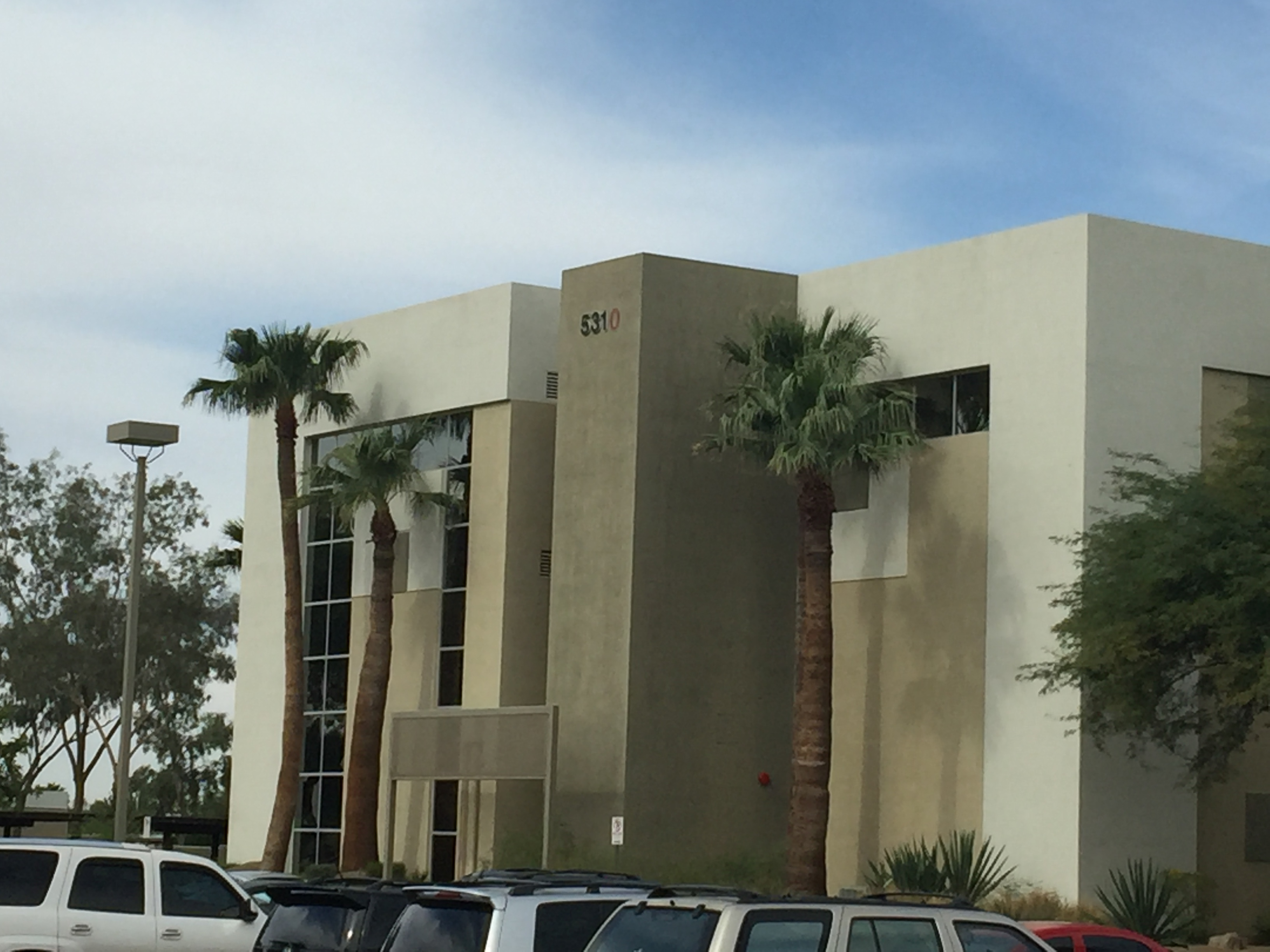 Feldhake & Associates Office Building, Glendale Arizona