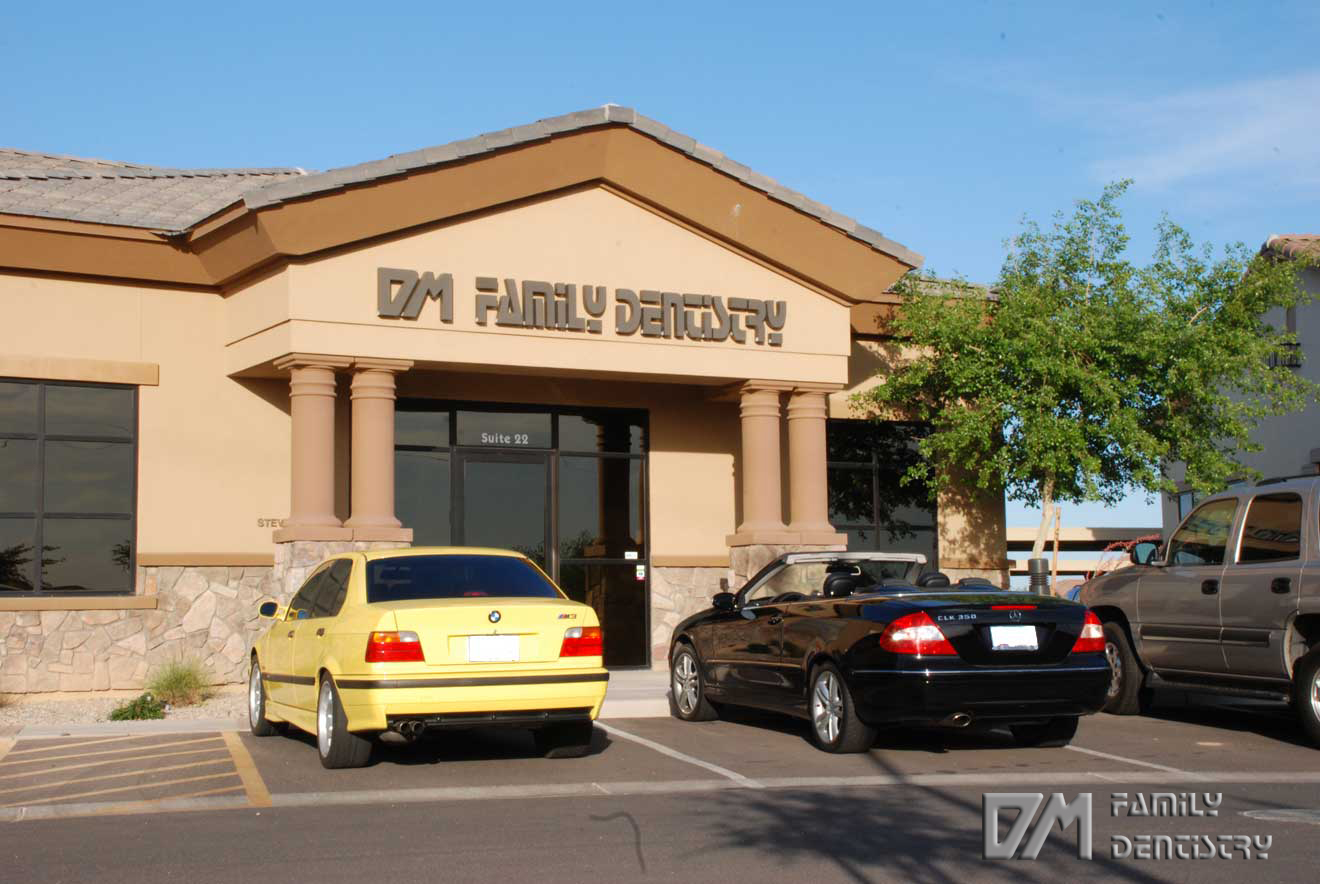 Dentists office in Casa Grande