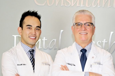 Houstin Dentists - Dr. Landry and Dr. Dela Cruz - Consultants in Dental Aesthetics