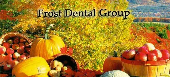 The Frost Dental Group newsletter will keep you up to date with our specials in Rutherford, NJ.