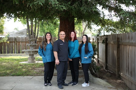 Charles F. Kattuah, DDS and his team - Marysville Dentist
