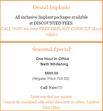 Dental Implant Specials in Bayside, NY