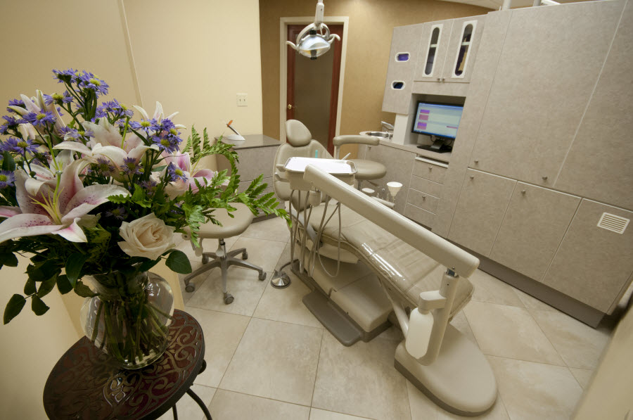 Our Rockville dental office