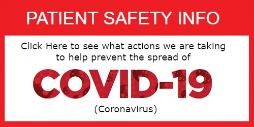 Roanoke Dentist COVID patient safety info