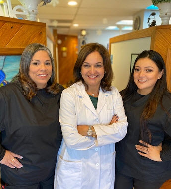 Parisa Ezzati, DDS and her team - Granada Hills CA Dentist
