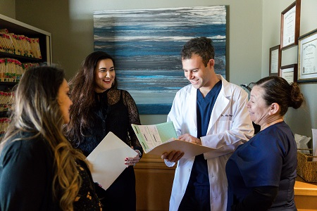 san diego dentist welcoming new patients