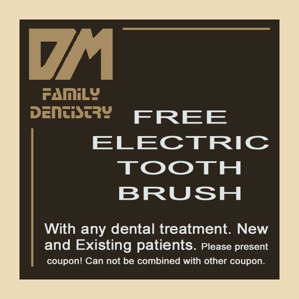 Dentists coupon in Casa Grande AZ from dental office D Family Dentistry