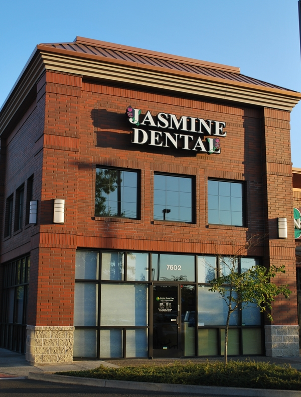 Front of Jasmine Dental Care - Tualatin Family Dentist