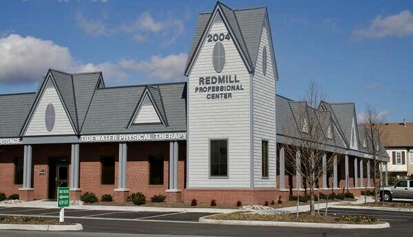 Picture of Wernick Dentistry Virginia Beach in the Redmill Professional Center