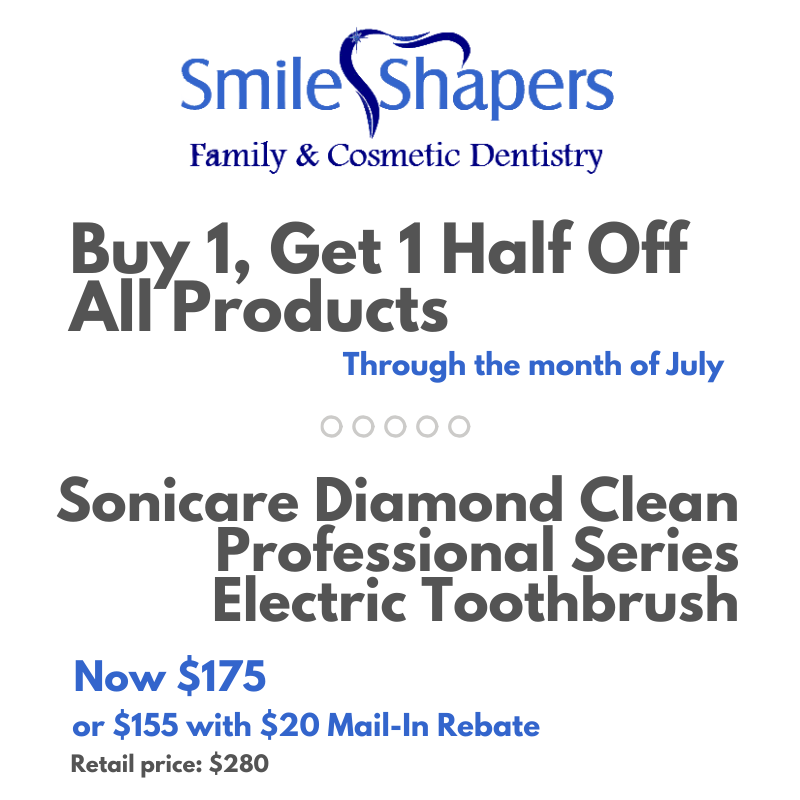 smile shapers buy one get one half off all products may 2020