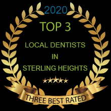 best local dentist in sterling heights