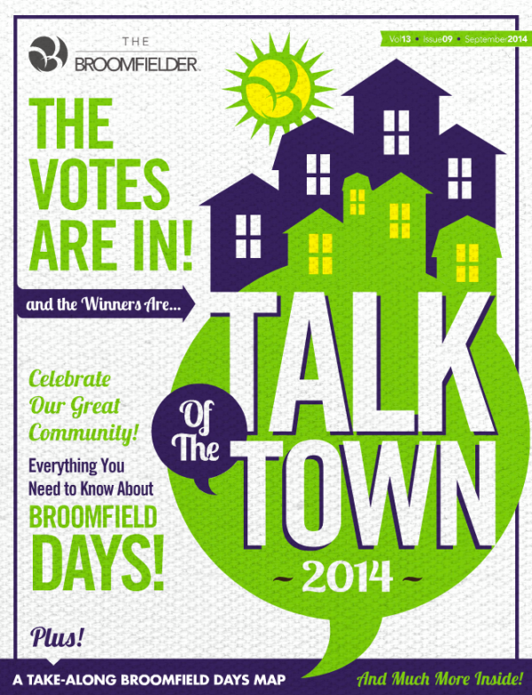 Talk of the Town 2014 Image - The Votes Are In