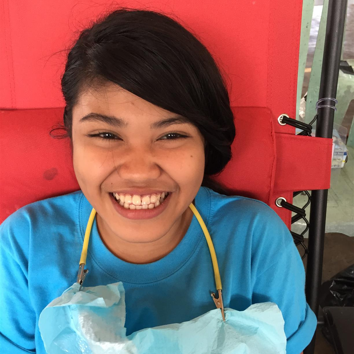 16 Year Old Dental Patient in the Philippines