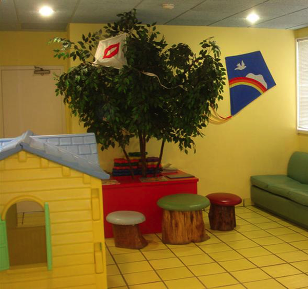 Interior of San Jose Pediatric Dentistry - Ralph Zotovich, DDS