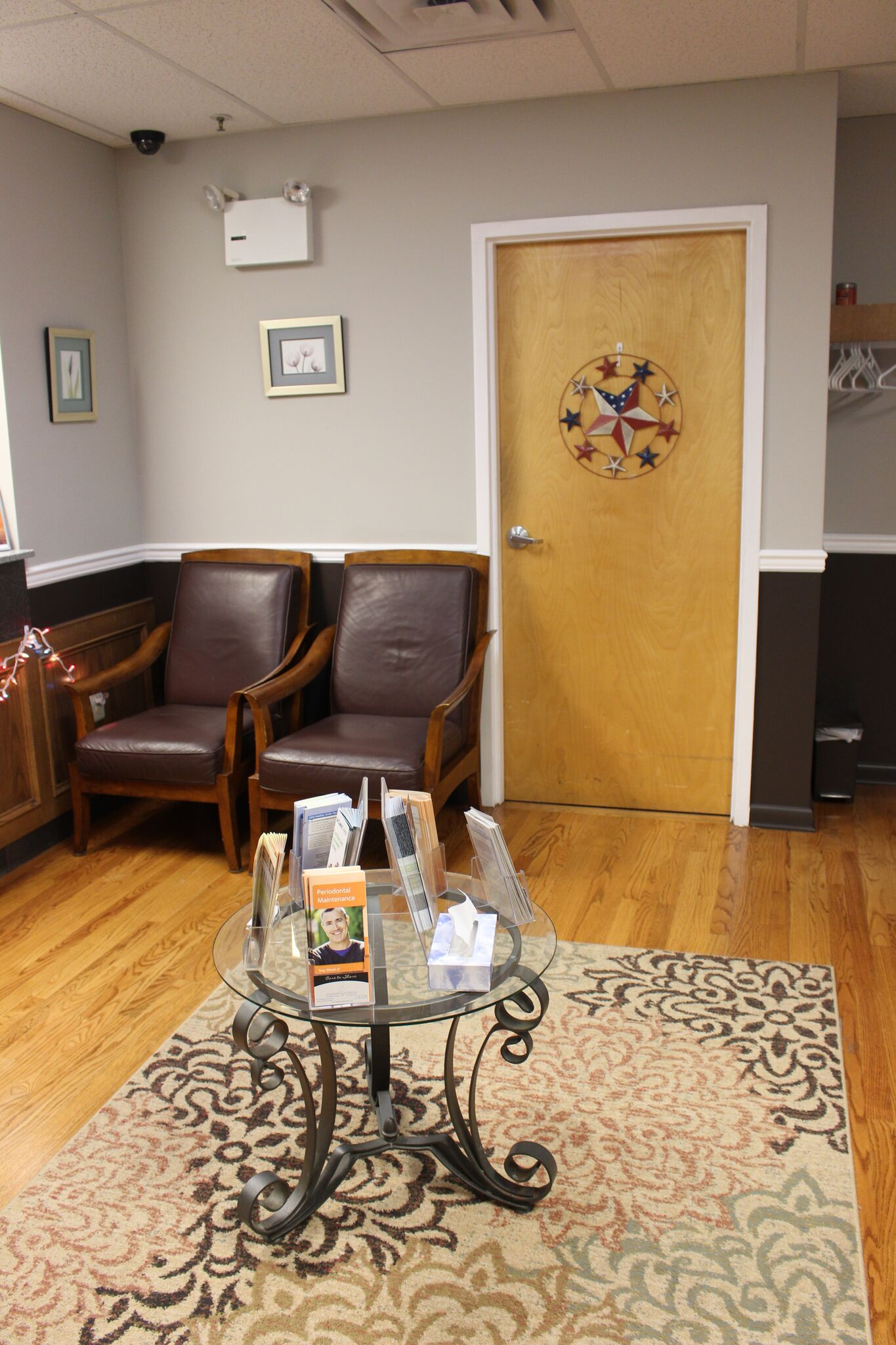 Have a Seat at Haddonfield Dental in Cherry Hill
