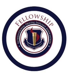 Fellowship international dental implant association logo