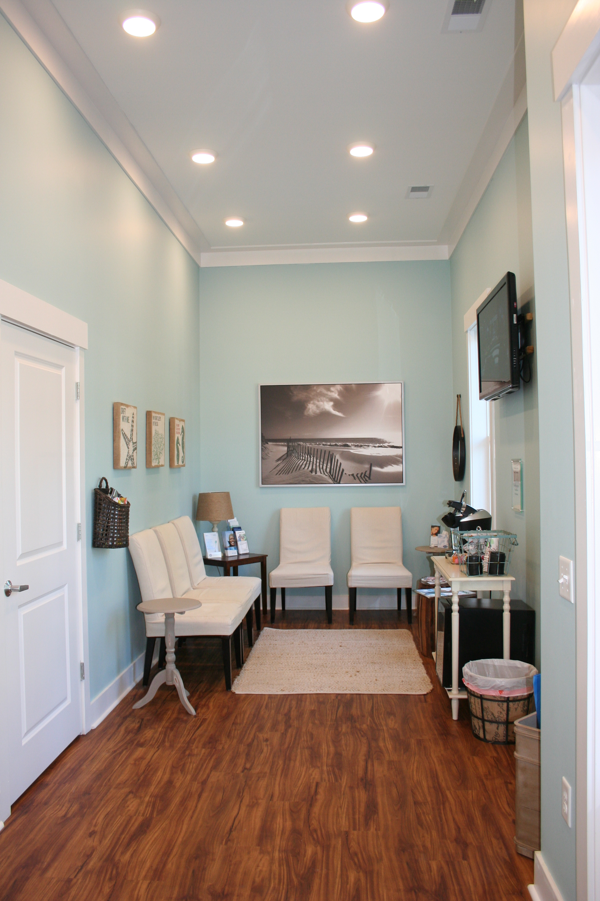 Bluffton Dental Office - Inside View