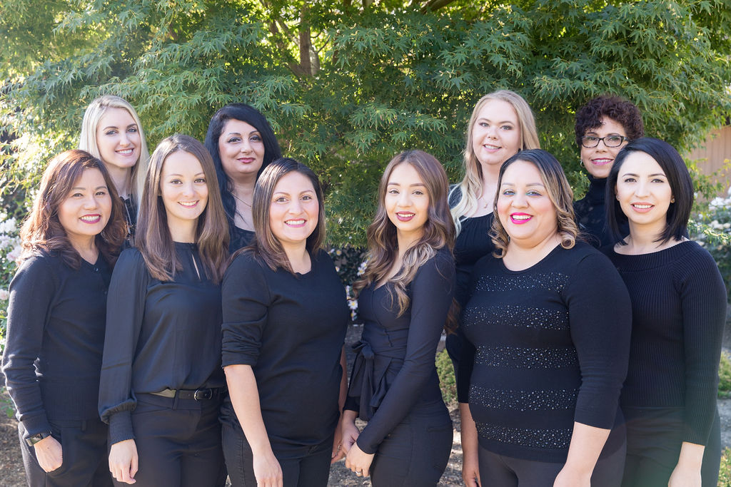 shadelands pediatric dentistry team in walnut creek