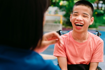 preparing a special needs child for first dentist visit