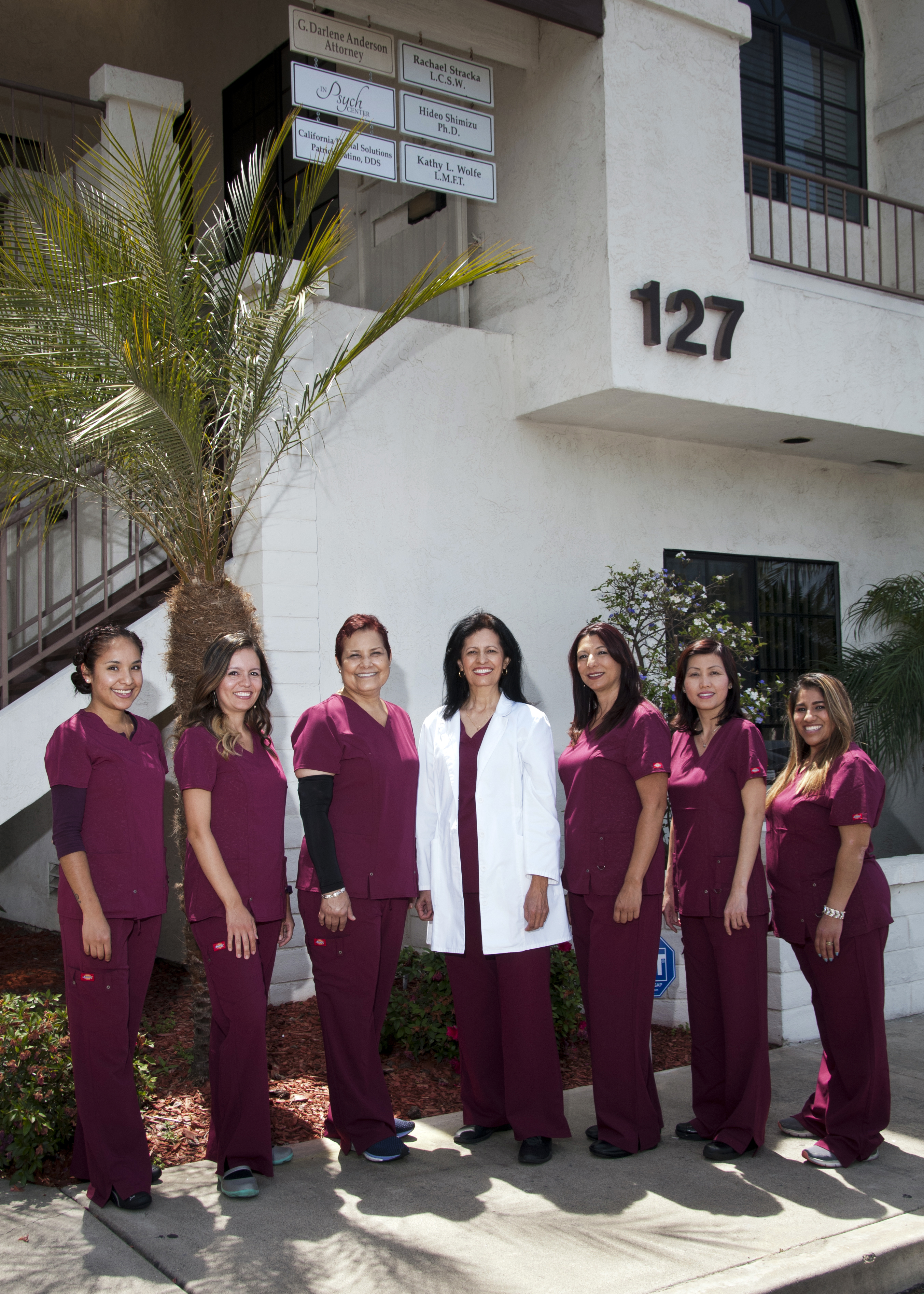 our Escondido dental team - California Dental Solutions