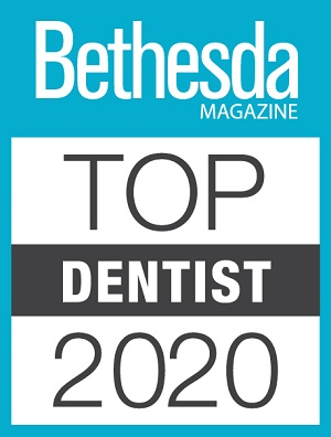 Bethesda Magazine Top Dentist 2020
