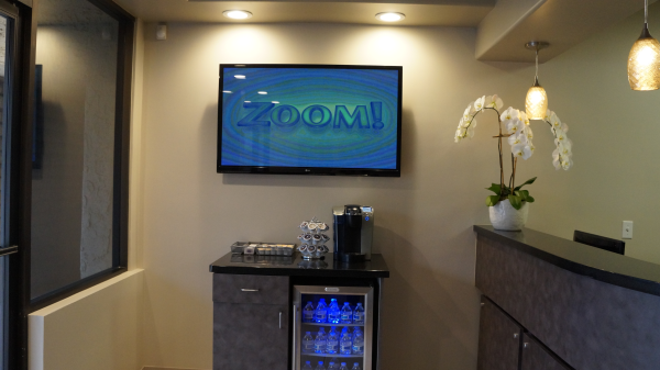 Snacks and more at RB Family & Cosmetic Dentistry