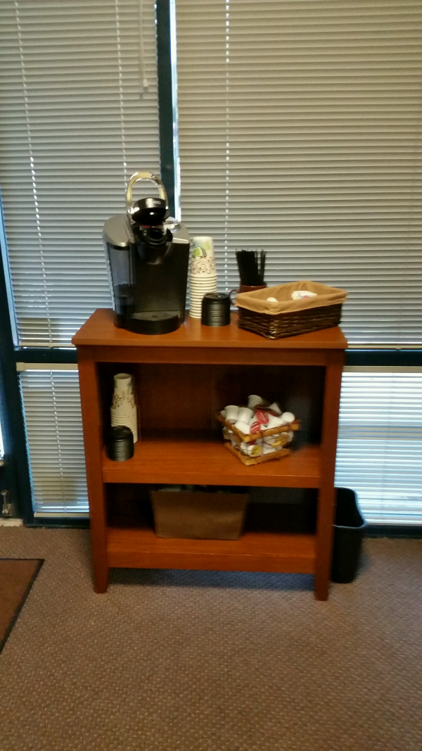 Have Some Coffee at Family Dentistry in Rocklin