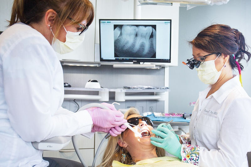 dental cleanings in sacramento