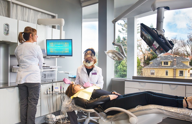 modern dental practice in sacramento