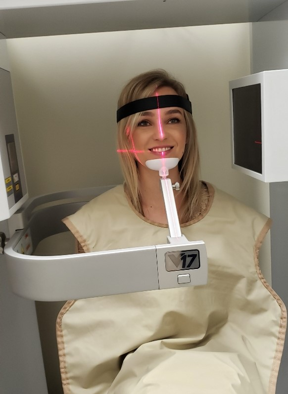 dental radiograph in houston