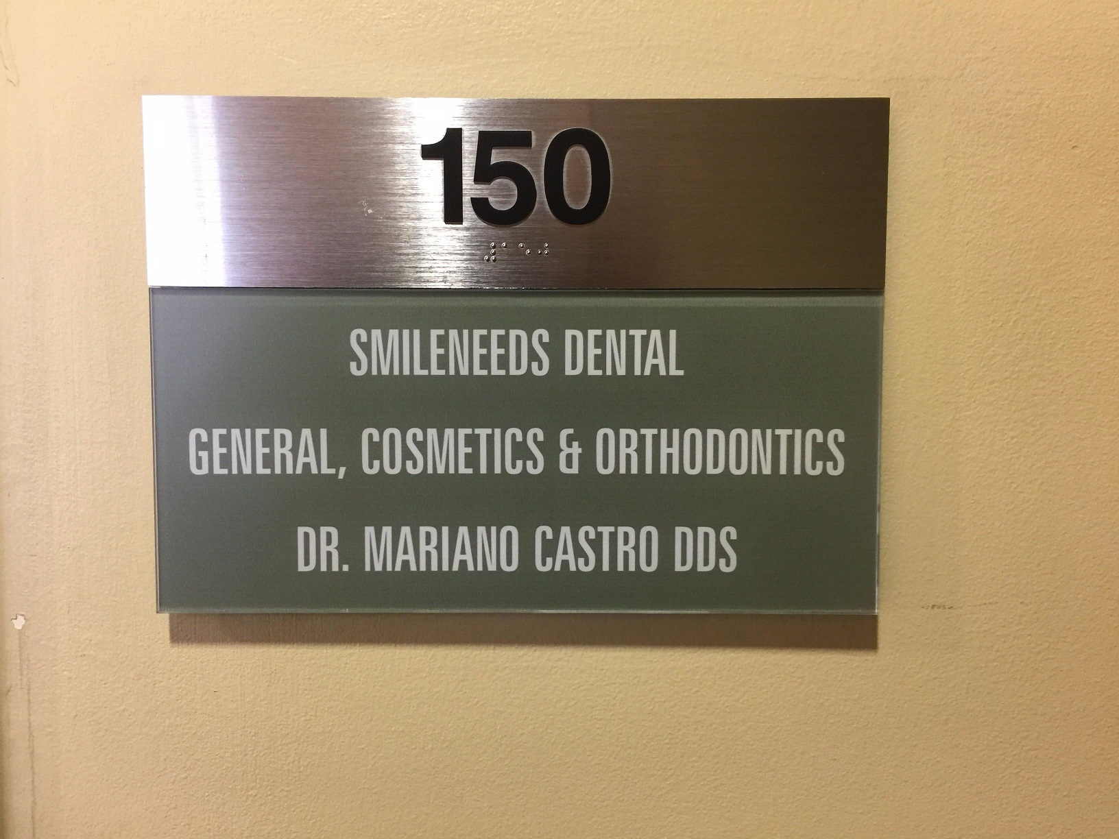 Welcome to Smileneeds Dental in Suite 150