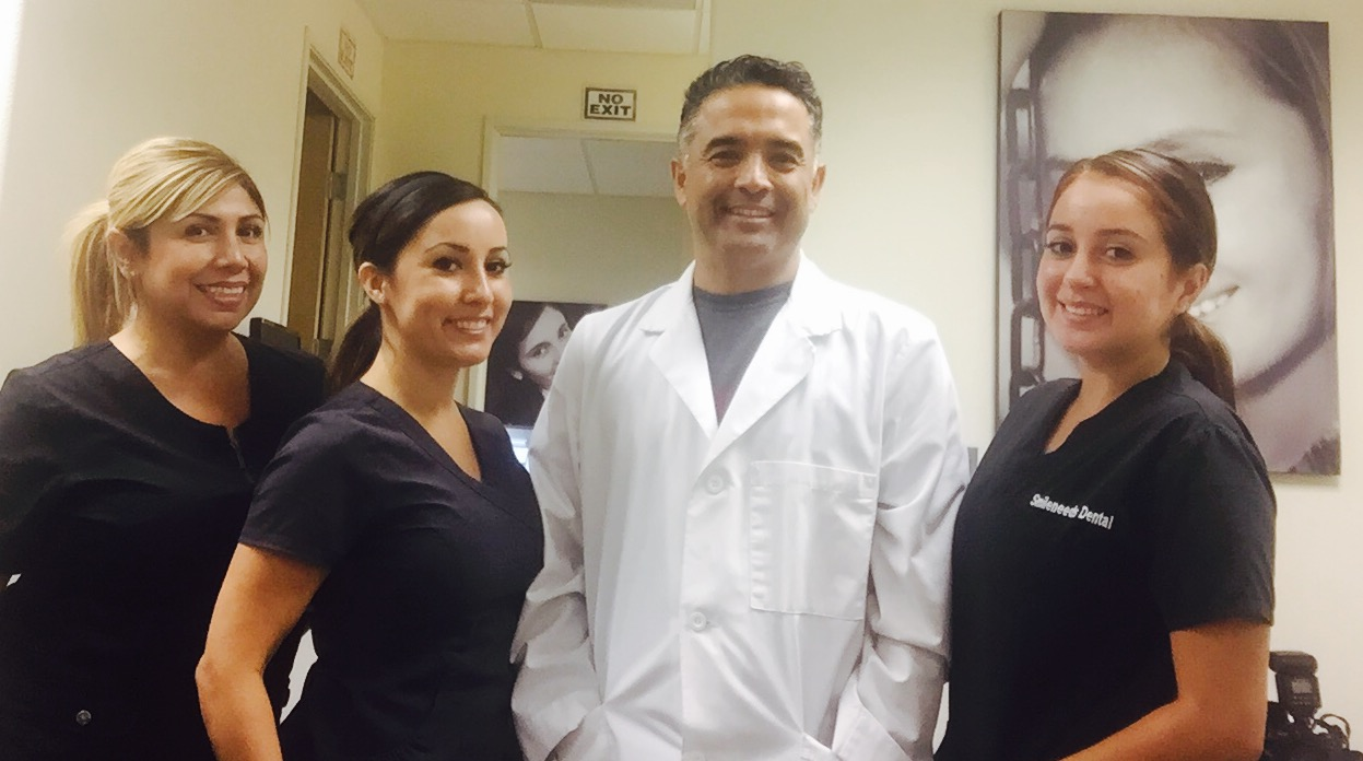 Dr. Mariano Castro Dentistry Team in Upland, CA