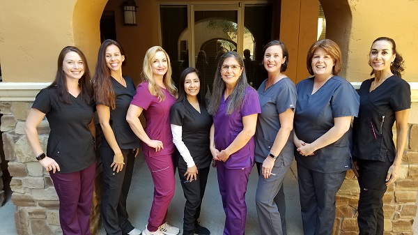 dr. blazer and her wonderful team are here for your general dental care. visit our scottsdale office for your dental exam and cleaning.