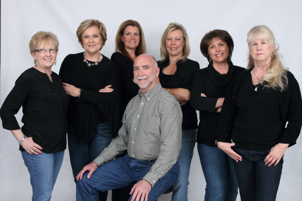 Dr. Jerry R. Ellis DDS PC and his dental team