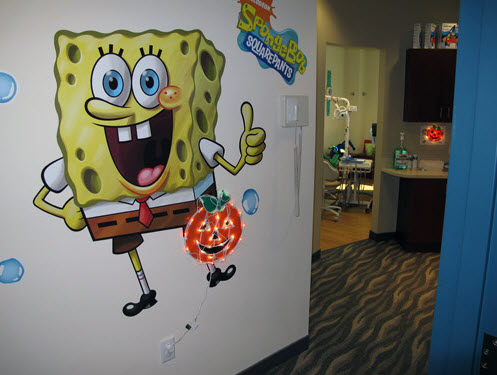 Office decorations | Lahair & Gallagher Pediatric Dentistry & Orthodontics