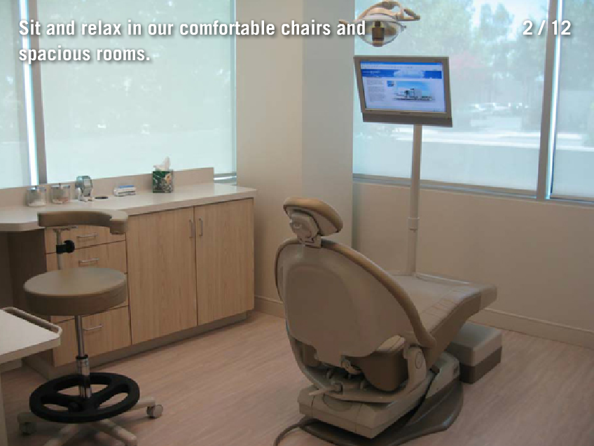 Fullerton Dentist | Our Spacious Operatory
