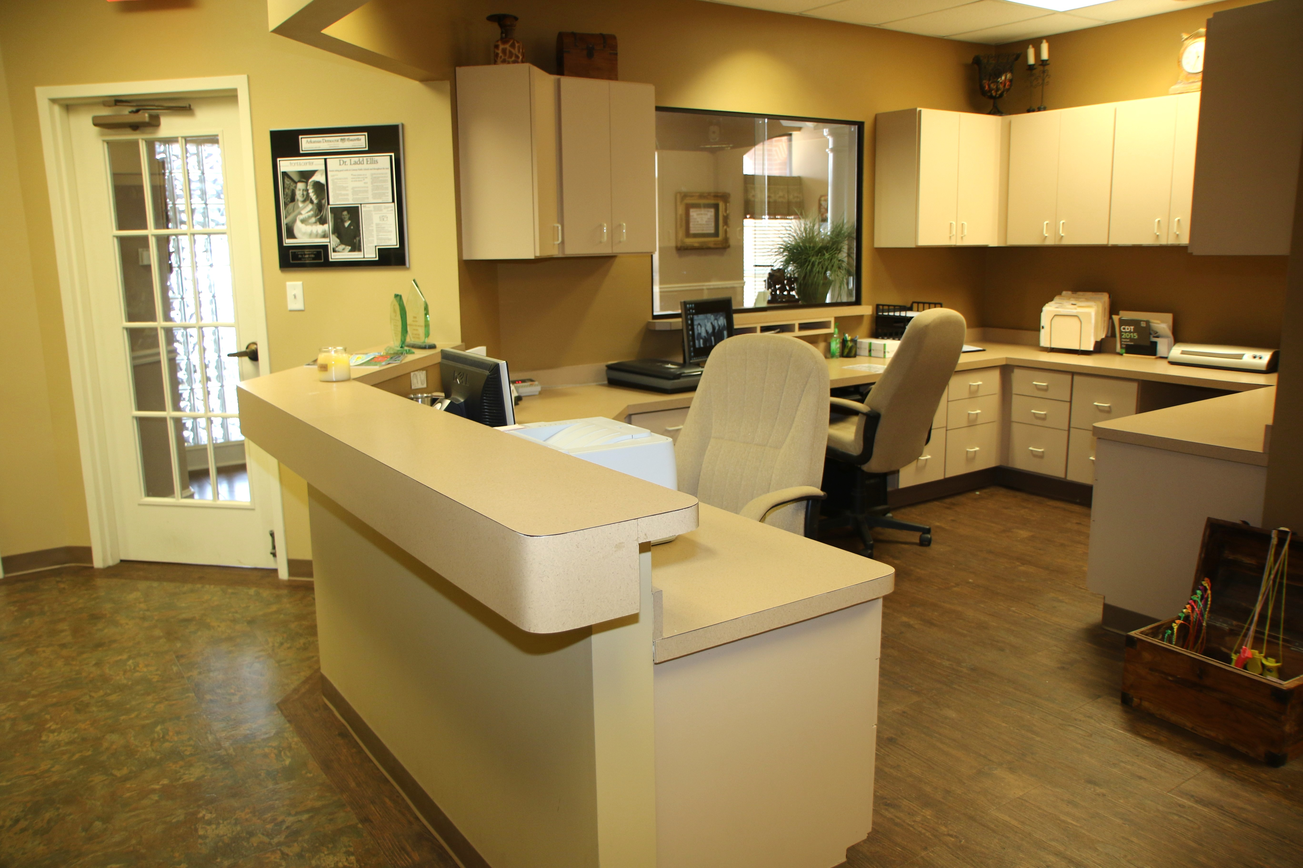 Picture of front office | Conway Family Dental | Ladd Ellis, DDS