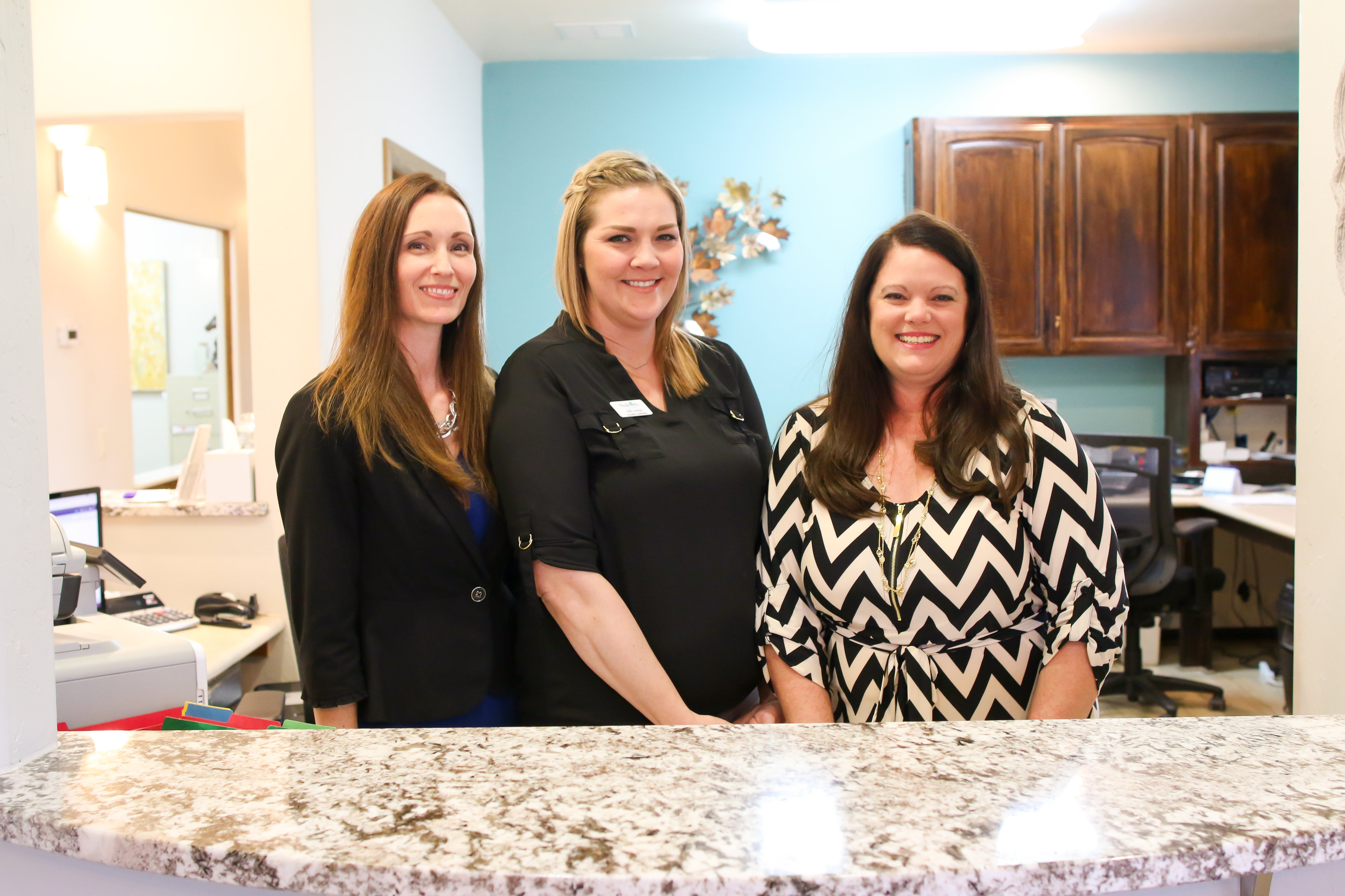 The Friendly Staff at SmileArts Dental Studio in Yukon