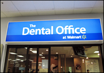 The Dental Office at Walmart